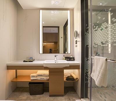 酒店卫生间家具
