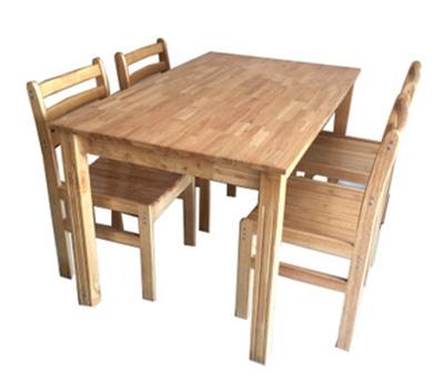 赣州实木学生桌椅