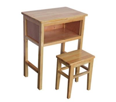 学校实木桌椅